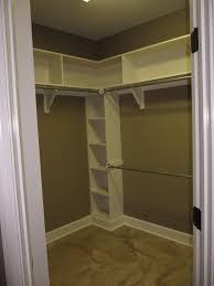 sumptuous design ideas corner closet shelf modest decoration