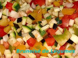 terme cuisine dictionnaire de cuisine et gastronomie brunoise