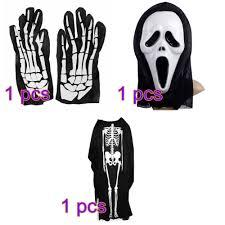 skeleton ghost mask skeleton skull vampire ghost face mask bandana balaclava halloween