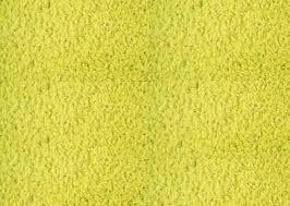 tappeto in microfibra tappeto per interni rotondo agathe giallo diametro 65 cm