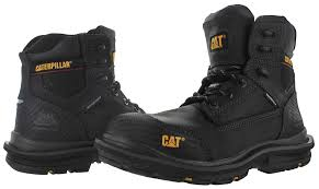 s boots wide width caterpillar cat s fabricate 6 inch composite toe work boots