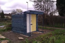 How To Build A Small Shed by Allotment Sheds Tiny House Blog