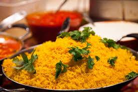 cuisiner le safran recette riz au safran