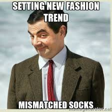 Sock Meme - philosophizing while cleaning out my sock drawer focus daily news