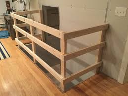 design challenge need railing ideas for exposed stairs