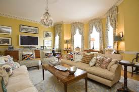 Traditional Armchairs Living Room Color Combos Living Room Traditional With Beige Chair
