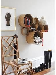 33 designer worthy diys for a polished home cardboard tubes