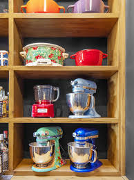 kitchen appliance storage cabinet 23 best pantry organization ideas how to organize a pantry