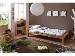 jugendzimmer buche einzelbett lupo buche massiv natur kinder jugendzimmer