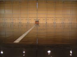 hangar epoxy flooring installation atlanta study