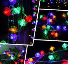 Outdoor Lantern String Lights by Discount Small Led Outdoor String Lights 2017 Small Led Outdoor