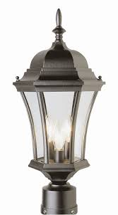 outdoor lighting post lanterns carriage house 6 light outdoor