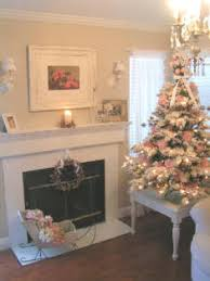 christmas decorating ideas shabby chic and cottage style