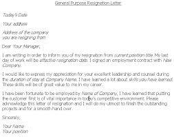 resignation letter image cvtips com