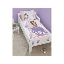 chambre princesse sofia housse de couette junior princesse sofia 120x150