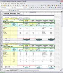 Retirement Calculator Excel Spreadsheet Spreadsheet Planting Calculator Snakeroot Organic Farm