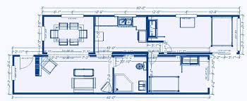 houses blueprints container home design plans 1 bedroom 1 bath25 shipping container