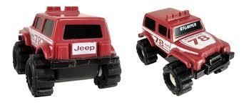 renegade jeep truck review u2013 mcdonald u0027s happy meal stomper mini 4 4 jeep renegade 78