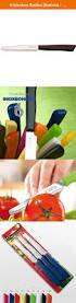 6 kitchen knifes knives italian stainless steel vegetable