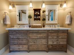 Pallet Bathroom Vanity by Modern Wood Bathroom Vanity Bathroom Vanities Made With Pallets