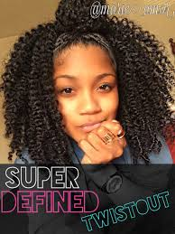 Chunky Flat Twist Hairstyles by This Video Will Explain How I Achieve A Super Defined Twist Out