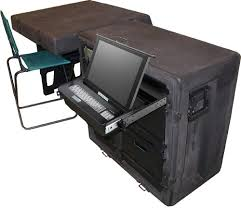 Desk For Computers Tactical Computer Powercase