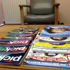 why there u0027s never a good gossip magazine at your doctor u0027s office