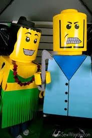 Lego Halloween Costumes 90 Halloween Costumes Ideas Tutorials Diy Projects