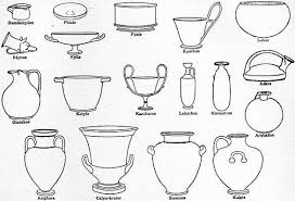 Draw A Flower Vase How To Make Your Own Scratch Art Greek Vase Digventures