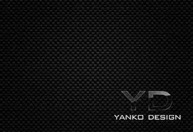 carbon design carbon glass wallpaper yanko design