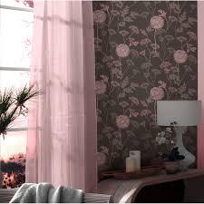 papier peint intisse chambre papier peint intissé graminée marron leroy merlin