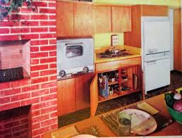 the literate quilter what was new in kitchen design in 1957