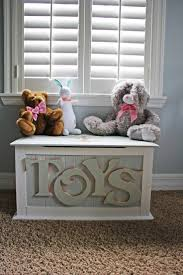How To Build A Wood Toy Chest by Best 25 Toy Boxes Ideas On Pinterest Kids Storage Kids Storage