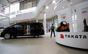toyota showroom toyota lessons lost on takata as it resists u s recall order