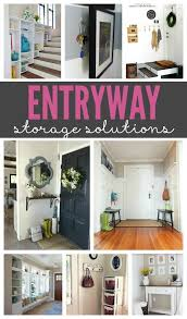Storage Solutions For Shoes In Entryway Entryway Storage Solutions
