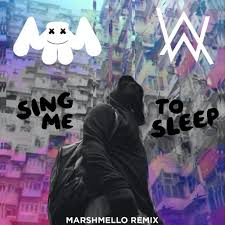 alan walker remix alan walker sing me to sleep marshmello remix dancing astronaut