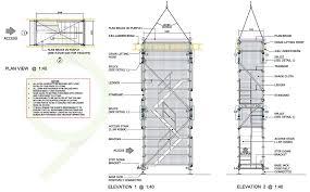 Max Stair Riser by Scaffold Designs 9 Design