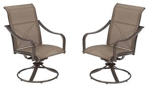 Summer Wind Patio Furniture Swivel Patio Chairs Sold At Home Depot Recalled For Fall Hazard