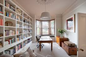 Home Library Furniture Home Office Home Library Furniture - Home office library design ideas