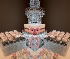 tiffany themed wedding centerpieces pink and damask theme