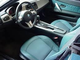 bmw blue interior bmw z4 interior