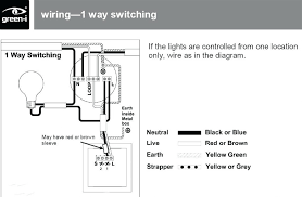 one way light wiring diagram for friedland doorbell circuit electrical services