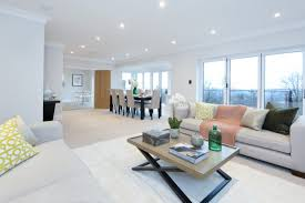 gables park show home successful launch clarendon homes