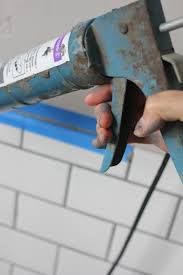 diy renovation project guidelines should i use grout or caulk