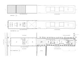 Floor Plan Front View by Gallery Of Lucky Shophouse Chang Architects 17