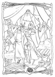 tzipporah applauded the prince of egypt coloring pages coloring