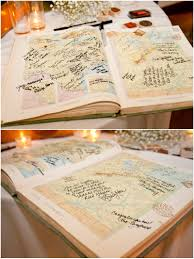 themed guest book dallas wedding photographer wedding guest book map guest book