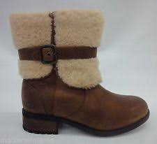 s ugg australia blayre boots ugg australia leather winter zip boots for ebay