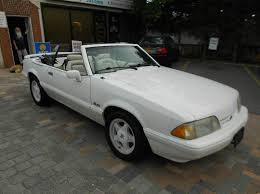 1993 mustang lx 5 0 1993 ford mustang lx 5 0 2dr convertible in farmingdale ny