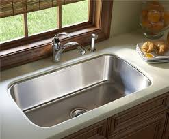 Single Tub Kitchen Sink Shop For The Sterling 11600 Na Mcallister Undercounter Single